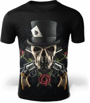 Skull Gun T-Shirt