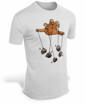 Skull Art T-Shirt