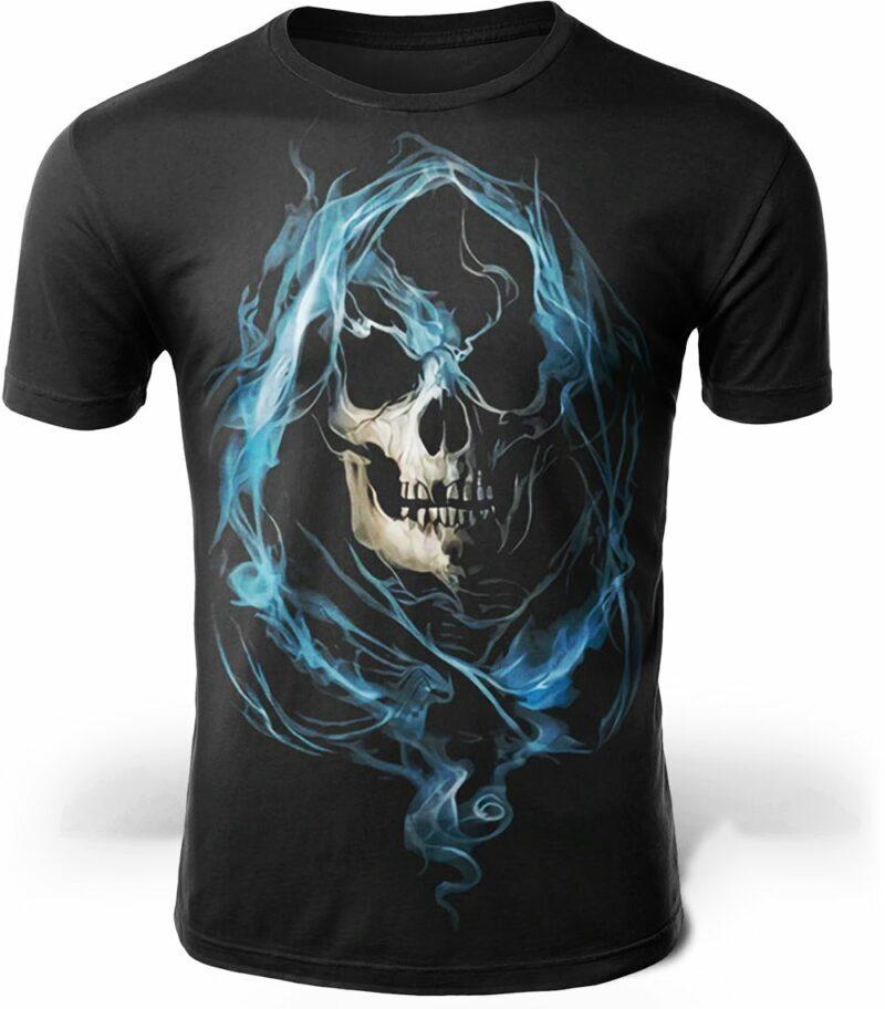 Skeleton T-Shirt Man