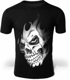 Monster Skull T-Shirt