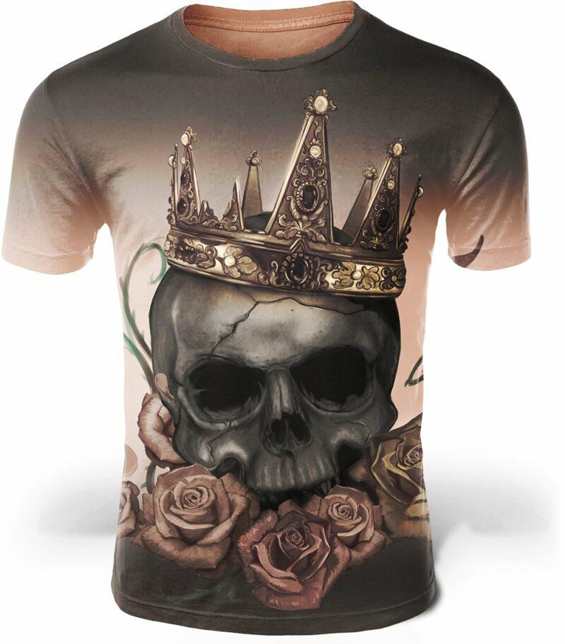Crown Skull T-Shirt