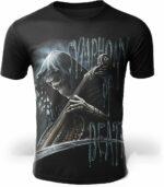 Skeleton Musician T-Shirt