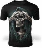 Skeleton Love T-Shirt
