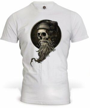 Skull Hipster T-Shirt