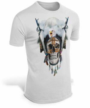 Indian Skeleton T-Shirt