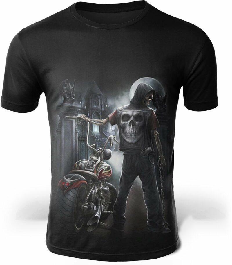 Men's Biker T-Shirt