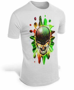 Electric Skull T-Shirt
