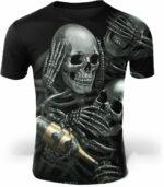 Death Skeleton T-Shirt