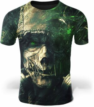 Skull Zombie T-Shirt