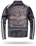 Skull Motorcycle Jacket
