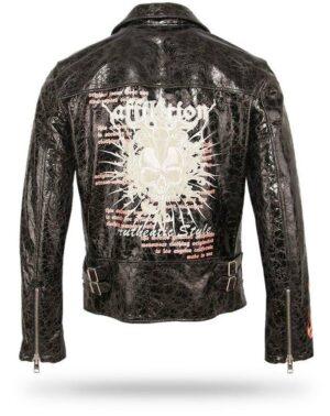 Biker Skull Jacket