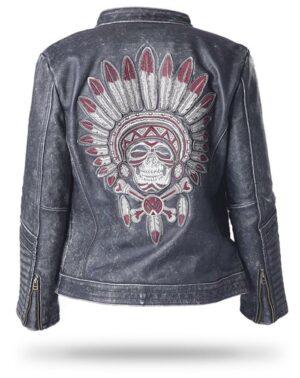 Indian Leather Jacket