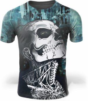 Evil Skeleton T-Shirt