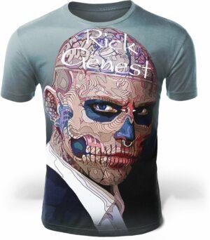 Rick Genest T Shirt